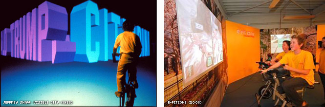 Legible City (1988) = E-Fitzone (2008)