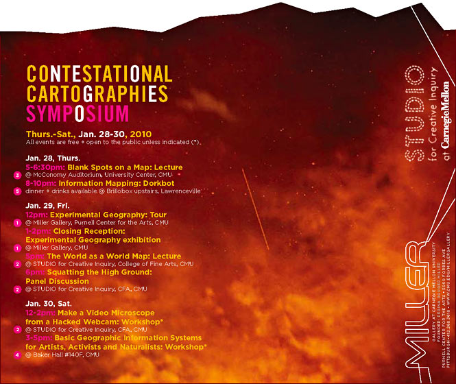 Contestational Cartography Symposium (Programme)