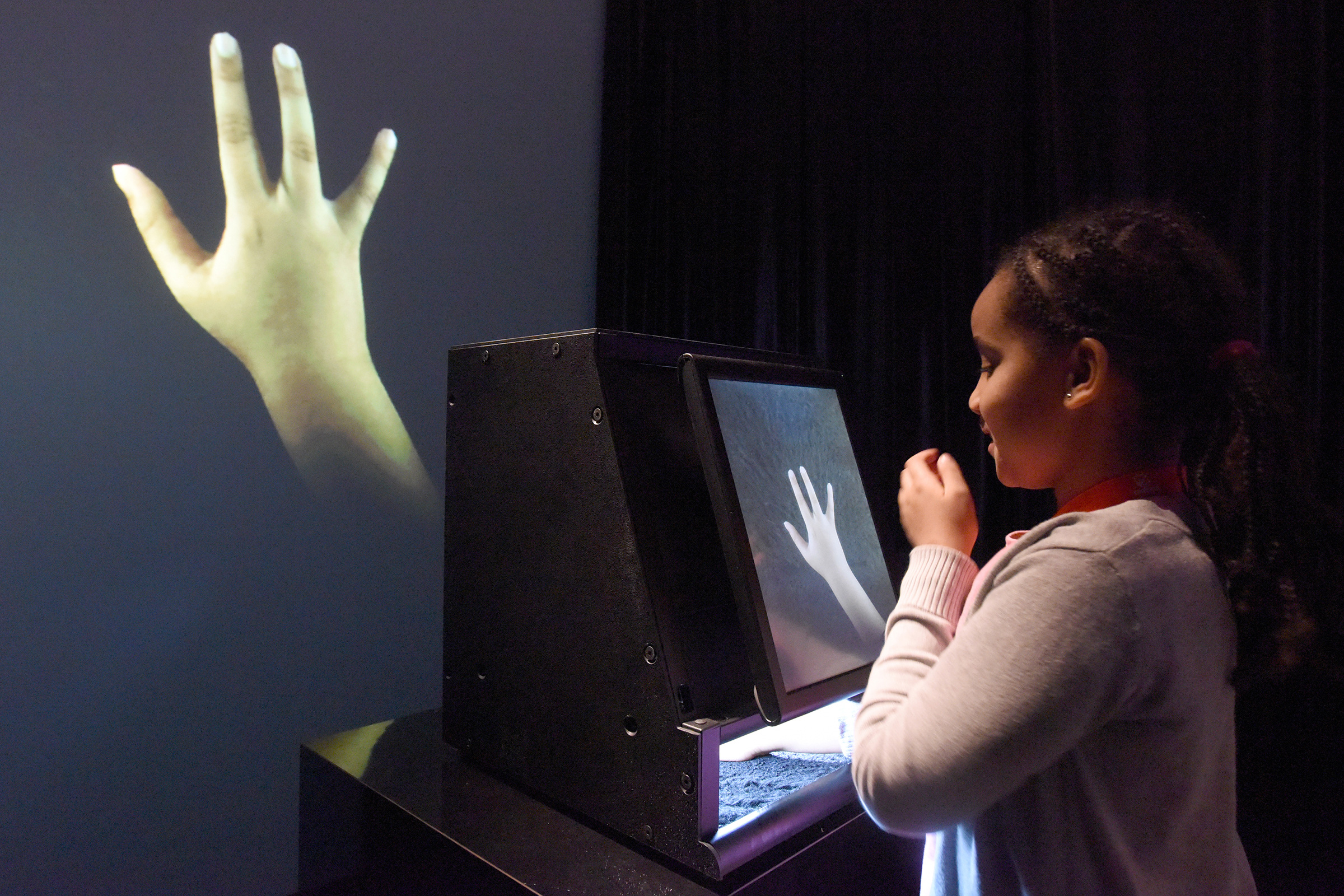 Augmented Hand Series