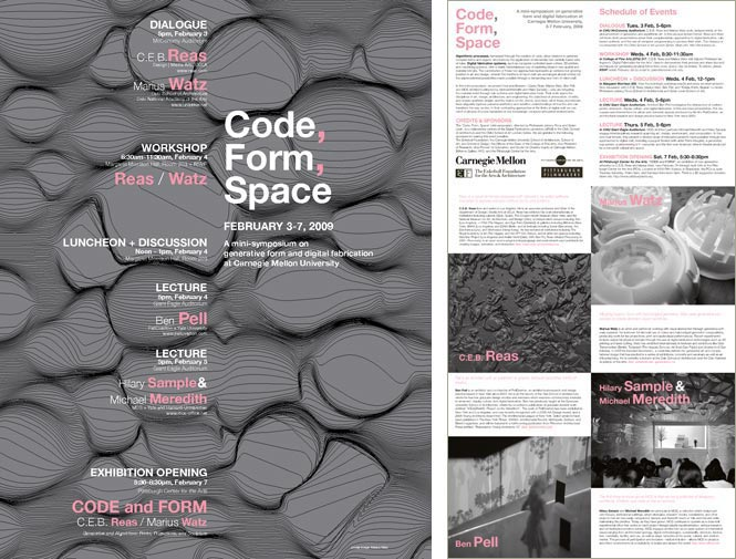 Code, Form, Space
