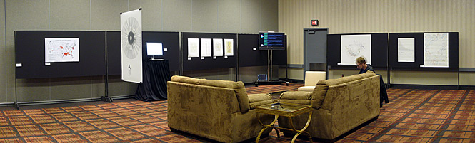 Panorama of the exhibition